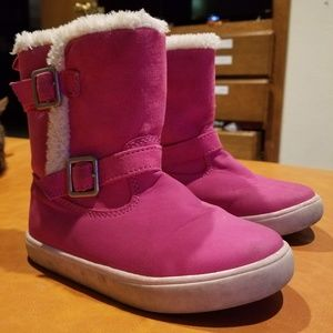 Girls 10 carters boots